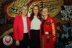 Pictured at the launch of the MidWest Empowerment and Equality Conference 2019 which is taking place at the University Concert Hall on Wednesday May 1st are Sr Helen Culhane, founder of Children's Grief Centre, hockey player Siobhan Loughran and Anne Cronin, Head of NOVAS Homeless Services. The conference will address social issues affecting both men and women. For tickets and info visit www.UCH.ie. Picture: Conor Owens/ilovelimerick.