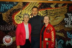 Pictured at the launch of the MidWest Empowerment and Equality Conference 2019 which is taking place at the University Concert Hall on Wednesday May 1st are Sr Helen Culhane, founder of Children's Grief Centre, Richard Lynch, founder of ilovelimerick.com, and Anne Cronin, Head of NOVAS Homeless Services. The conference will address social issues affecting both men and women. For tickets and info visit www.UCH.ie. Picture: Conor Owens/ilovelimerick.
