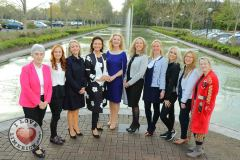 Pictured at the launch of the MidWest Empowerment and Equality Conference 2019 which is taking place at the University Concert Hall on Wednesday May 1st are Sr Helen Culhane, founder of Children's Grief Centre, hockey player Siobhan Loughran, Margaret O'Connor, Managing Director of Quigleys, style queen Celia Holman Lee, Dr Mary Ryan, Consultant Endocrinologist in Bon Secours Hospital, nutritional therapist Olivia Beck, Dr Deirdre Fanning, Consultant Urologist in Bon Secours Hospital, fitness expert Leane Moore, Tracey Lynch, CEO of Tait House and Anne Cronin, Head of NOVAS Homeless Services. The conference will address social issues affecting both men and women. For tickets and info visit www.UCH.ie Picture: Conor Owens/ilovelimerick.