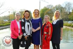 Pictured at the launch of the MidWest Empowerment and Equality Conference 2019 which is taking place at the University Concert Hall on Wednesday May 1st are Sr Helen Culhane, founder of Children's Grief Centre, style queen Celia Holman Lee, Dr Mary Ryan, Consultant Endocrinologist in Bon Secours Hospital, Anne Cronin, Head of NOVAS Homeless Services and Dr Deirdre Fanning, Consultant Urologist at Bon Secours Hospital. The conference will address social issues affecting both men and women. For tickets and info visit www.UCH.ie Picture: Conor Owens/ilovelimerick.