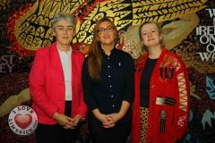 Pictured at the launch of the MidWest Empowerment and Equality Conference 2019 which is taking place at the University Concert Hall on Wednesday May 1st are Sr Helen Culhane, founder of Children's Grief Centre, Tracey Lynch, CEO of Tait House and Anne Cronin, Head of NOVAS Homeless Services. The conference will address social issues affecting both men and women. For tickets and info visit www.UCH.ie. Picture: Conor Owens/ilovelimerick.